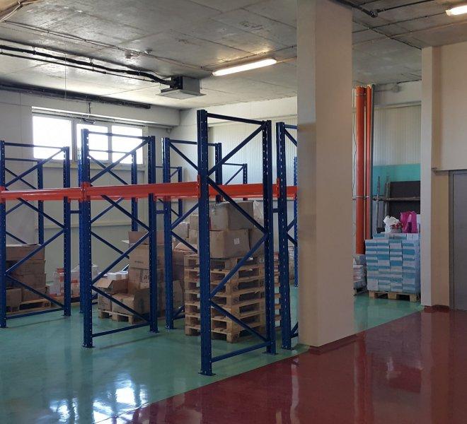 Солидко Архитекти Проектанти Фармацевтичен склад Фармалог 4