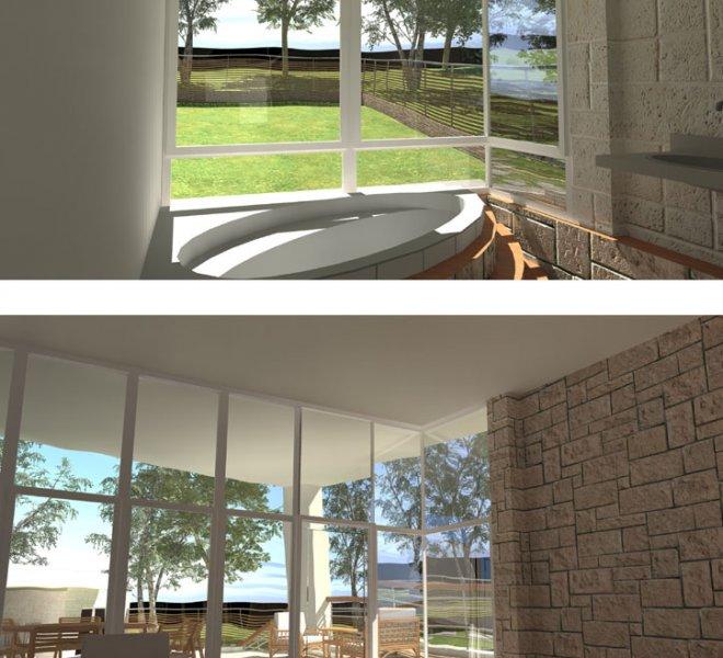 Солидко Архитекти еднофамилна къща в с. Габарево 8