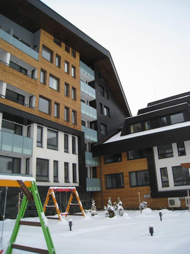 Солидко Архитекти ваканционен комплекс Аспен Хайтс 2