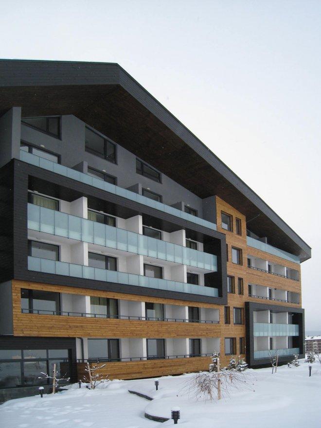 Солидко Архитекти ваканционен комплекс Аспен Хайтс 1