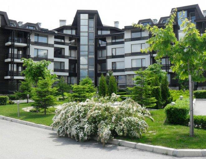 Солидко Архитекти ваканционен комплекс Аспен Голф Банско 2