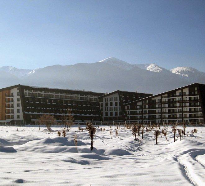 Солидко Архитекти ваканционен комплекс Аспен Вали 4